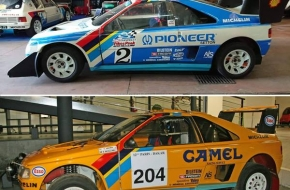 PIECES PEUGEOT 405 PIKES PEAK & RALLY RAID