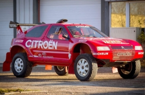 PIECES CITROËN ZX RALLYE RAID