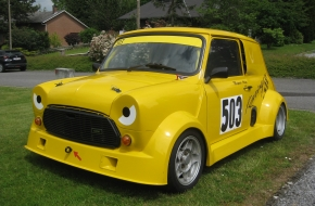 austin mini honda propulsion