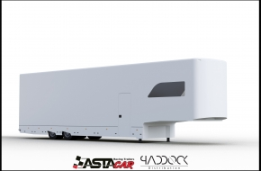 IN STOCK ASTA Car Z2 trailer ready for delivery
