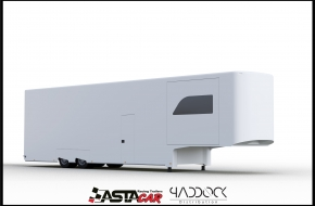 IN STOCK ASTA Car Z3 Slide trailer ready for delivery